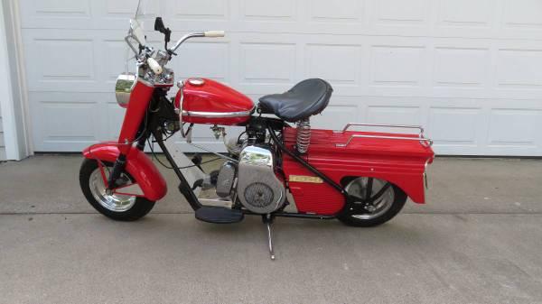 Photo Cushman Super Eagle 1960 quotSOLDquot - $3,900 (Burr Ridge, IL)