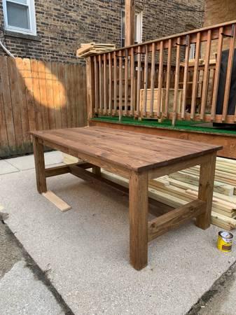 Photo Custom Outdoor Patio Furniture - $200 (Chicago)