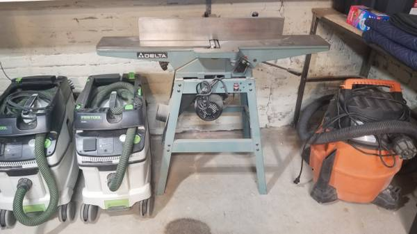 Photo Delta Jointer  Delta-Rockwell Drill Press - $175 (Avondale)