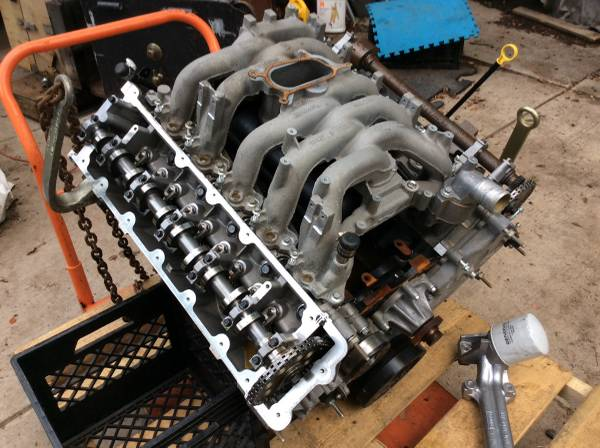 Photo Ford V10 engine - $250 (Lake Zurich)