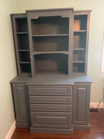 Photo Free Armoire  Bookshelf  Dresser (Park Ridge)
