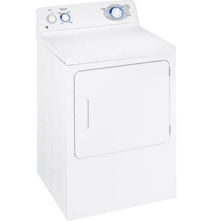 Photo GE 6.0 Cu. Ft. Extra-Large Capacity Gas Dryer - $150 (little village)