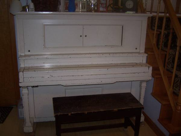 Photo GRINNELL BROTHERS PLAYER PIANO (Hanover Park)