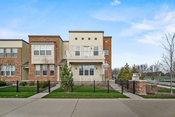 Photo Gorgeous end unit townhome in Union Square (Aurora)