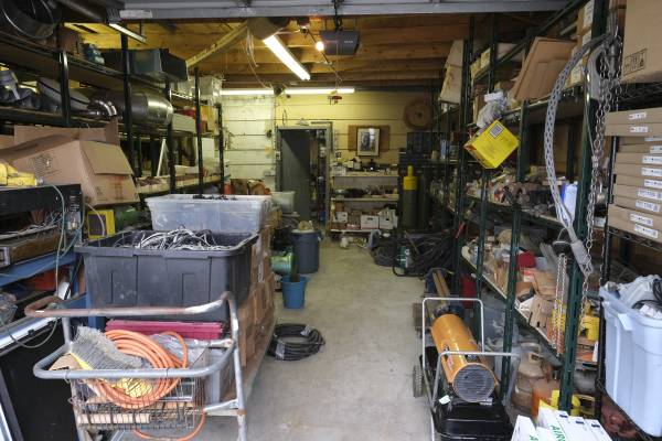 Photo Hardware and Tools Garage Sale (Irving Park Chicago)