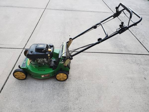 Photo High Quality John Deere Lawnmower for sale - Lawn Mower - $425 (Orland Park, IL)