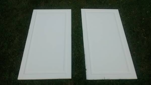 Photo Ikea White Bodbyn Doors - SAVE BIG $$$ - (Lombard)