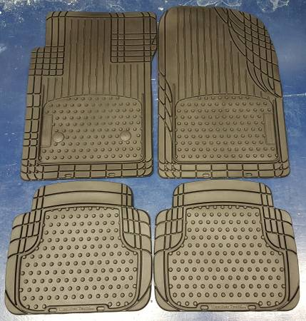 Photo NEW WeatherTech 4 Piece Universal Fit Floor Liners - $40 (Lansing, IL)