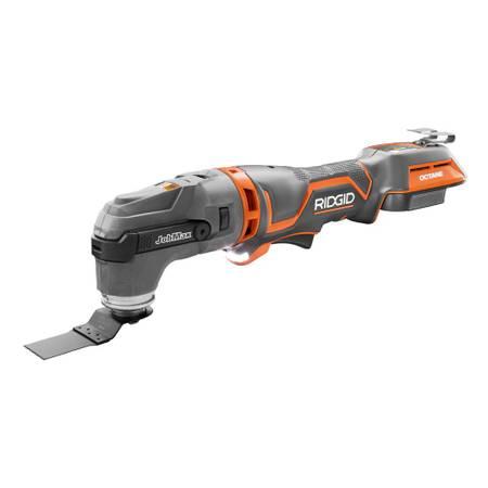 Photo New RIDGID 18-Volt OCTANE Cordless Multi-Tool w18V Bluetooth 6.0Ah HY - $160 (CHESTERTON)