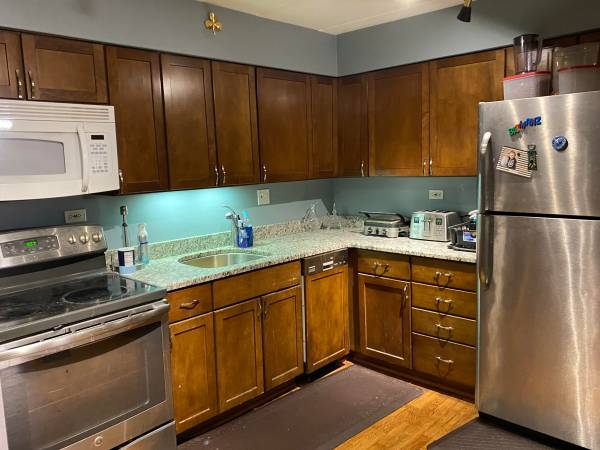 Photo One bedroom with full amenities (Oak Park)