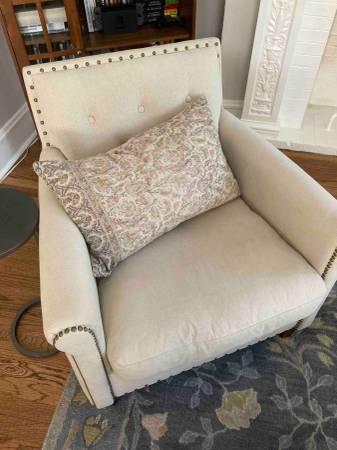 Photo Pottery Barn Chair - $350 (Evanston)