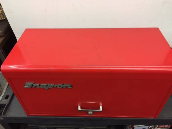 Photo SNAP-ON TOOL CHEST - $425 (Northside of Chicago)