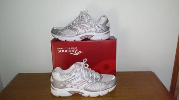 Photo Saucony Grid Women39s Cohesion NX running shoes Size 12 - $35 (Women39s Saucony Grid Cohesion NX running shoes Size 12)