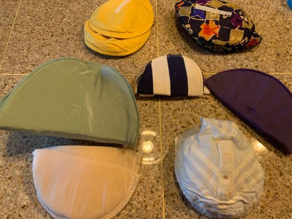 Photo Shoulder pads (only) (Ravenswood)