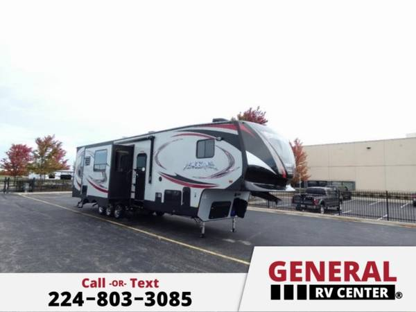 Photo Toy Hauler Fifth Wheel 2015 Forest River RV Vengeance 378V - $34,999 (General RV - Chicagoland)