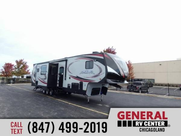Photo Toy Hauler Fifth Wheel 2015 Forest River RV Vengeance 378V - $34,999 ($0)