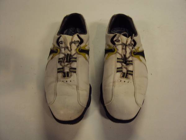 Photo Used GC Footjoy Dryjoy Golf Spikes 10-Wide - $25 (Mokena, IL.)