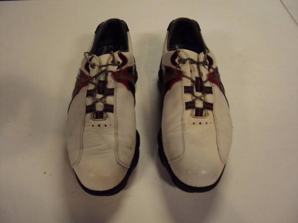 Photo Used in GC Footjoy Dryjoy Golf Spikes 10-Wide - $25 (Mokena, IL.)