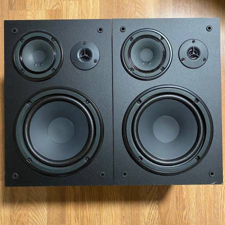 Photo Yamaha NS A638 Speakers - Mint Condition - $80 (Streamwood)