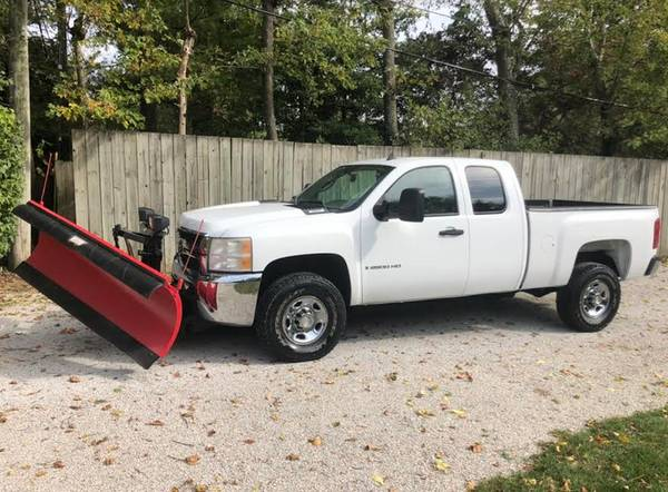Photo 1-OWNER...RUST FREE SNOW PLOW IS ONLY 3-YEARS OLD - $14,999 (SHARP, DEPENDABLE, AFFORDABLE  RUST FREE)