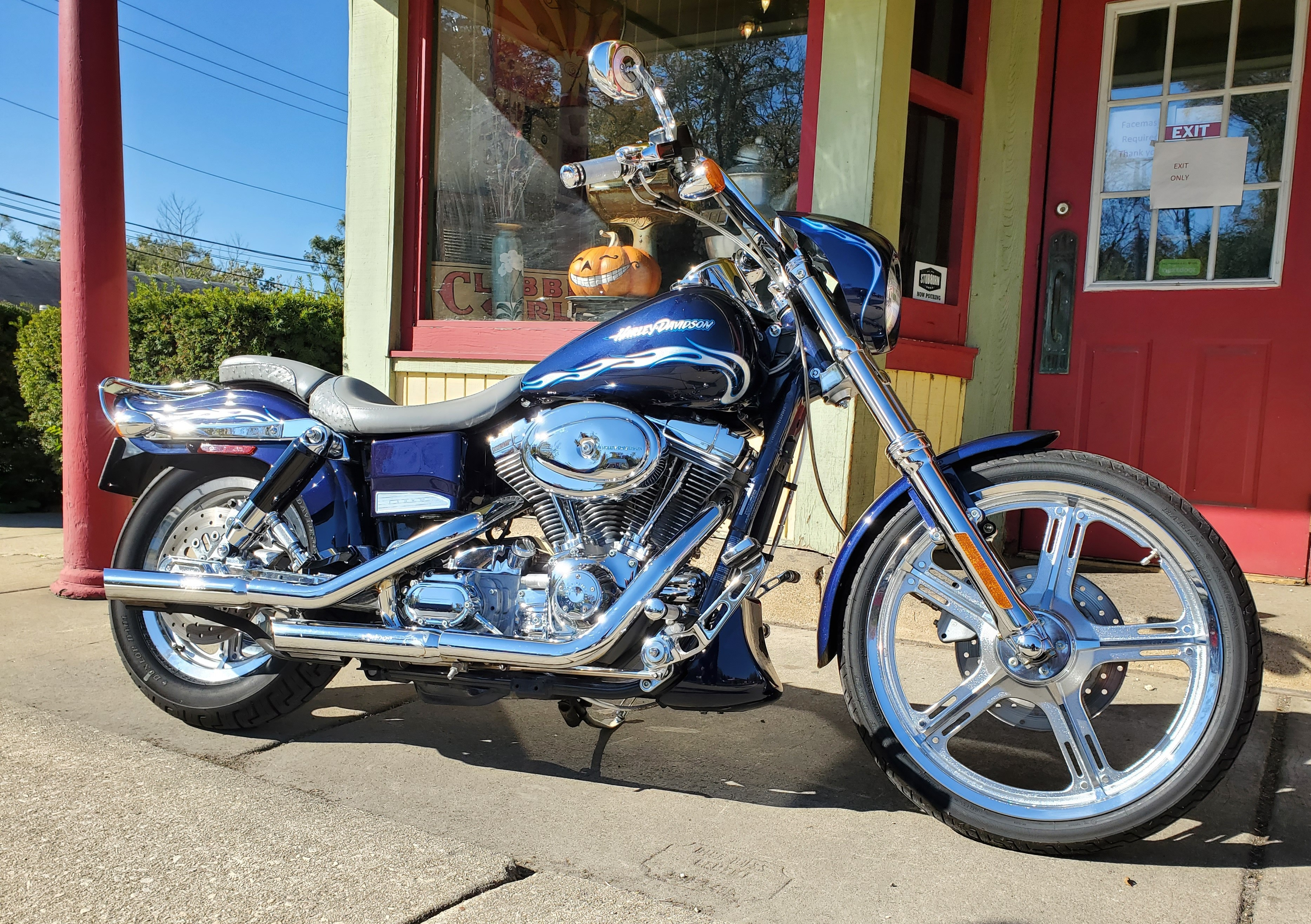 Photo 2002 Harley-Davidson DYNA WIDE GLIDE CVO $7400187.22187.22