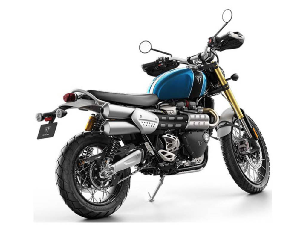 Photo Used 2019 Triumph Dual Sport Motorcycle  $13299