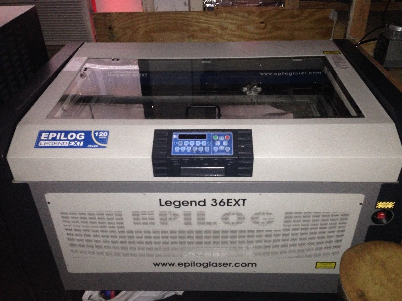 Photo 2013 Epilog Laser Legend 36ext - 120W