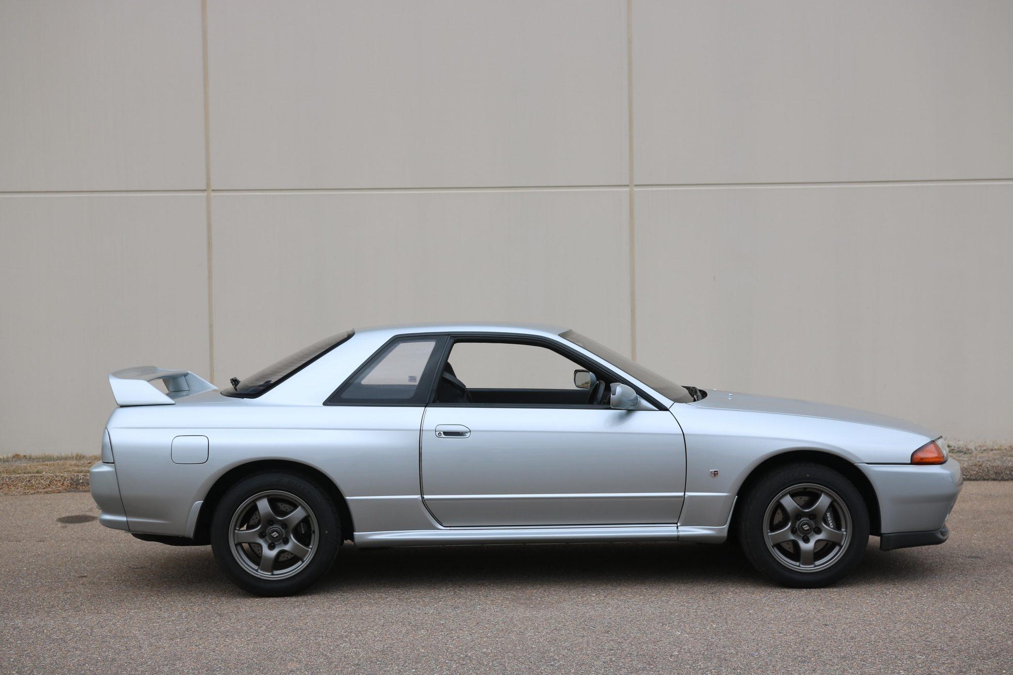 Photo 1991 Nissan Skyline GT-R