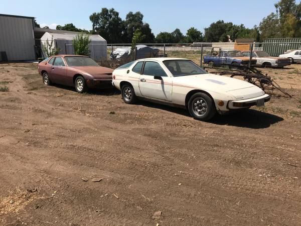 Photo 1977 White Porsche 924 - $1500 (Chico)