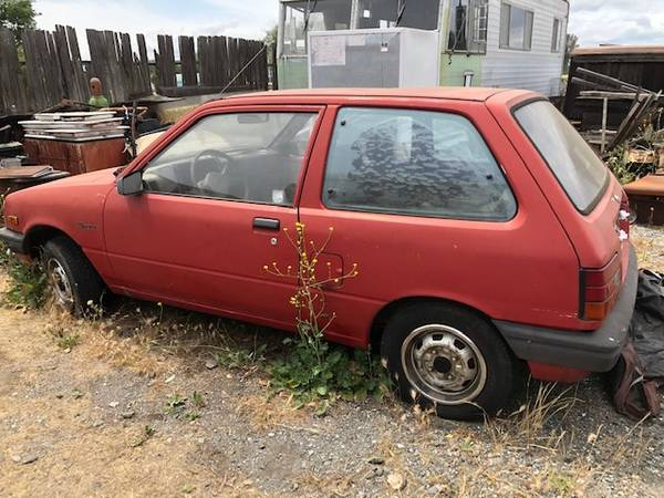 Photo 1986 Chevy Sprint - drive it home - $700 (Orland)
