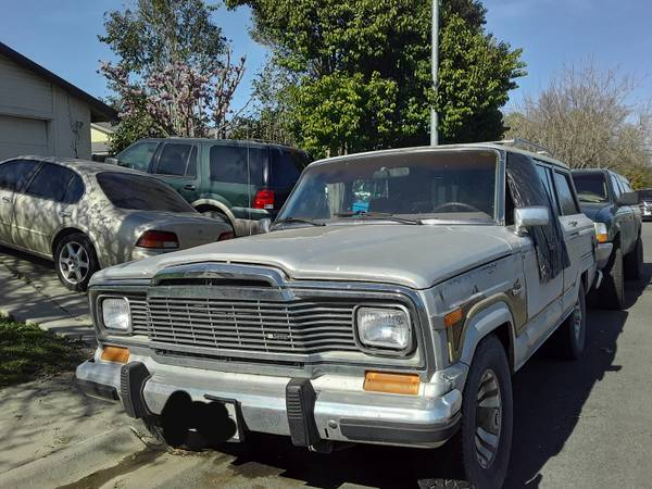 Photo 1986 jeep grand wagoneer - $3000 (Colusa)