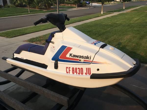 Photo 1989 Kawasaki X2, 650 jet ski - $2,000 (Chico)