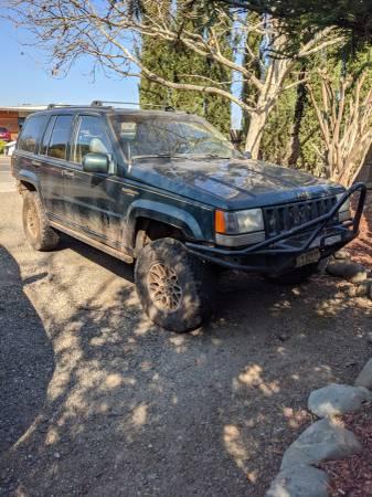Photo 1994 Jeep Grand Cherokee 4.0 - $700 (Chico)