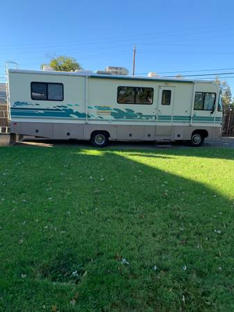 Photo 1996 Fleetwood Storm 30ft - $11,500 (Orland, CA)