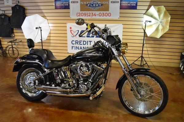 Photo 2001 Harley Davidson Softail Deuce FXSTD Custom - $6,600 (Lathrop)