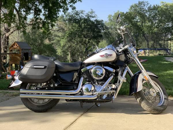 Photo 2006 Kawasaki Vulcan Classic 1500 - $4,900 (Oroville)