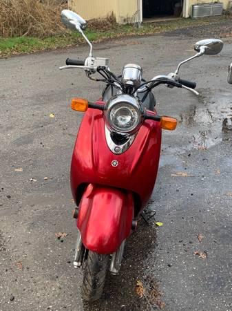 Photo 2007 Yamaha Vino - $1,800 (Chico)