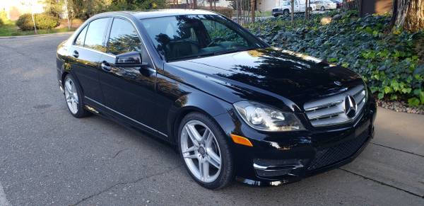 Photo 2013 Mercedes Benz, C 300, 4 Matic, One Owner, Clean Title, Like New - $13,750 (I39LL PAY THE TAX)