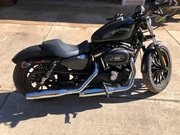 Photo 2015 Harley Davidson Iron 883 Sportster - $7,500 (Paradise)