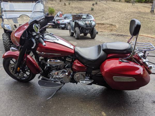 Photo 2015 Yamaha Stratoliner Deluxe - $10,000 (Mount Aukum)