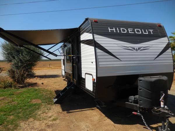 Photo 2020 Keystone Hideout trailer - $20,000 (Corning)