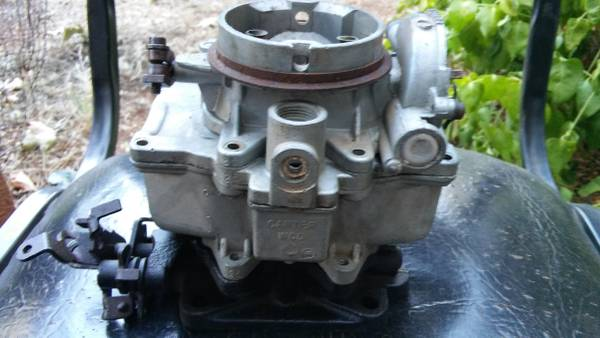 Photo 331-HEMI 2- BARELL CARB - $75 (butte)
