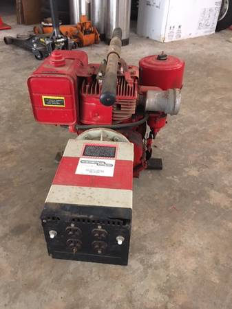 Photo Chicago Electric Generator - $250 (FOREST RANCH, CA)