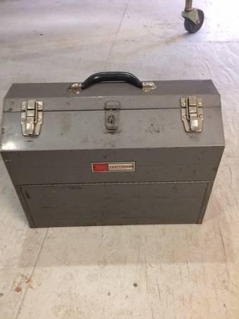 Photo Craftsman Tool Box - $45 (Oroville)
