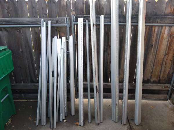 Photo Craftsman  Ridgid Table Saw Fence Rails - $30 (Chico)