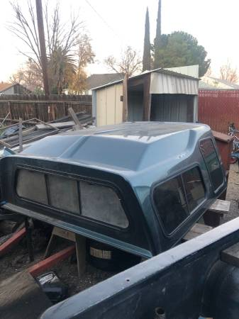 Photo Ford ranger cer shell - $1500 (Willows)