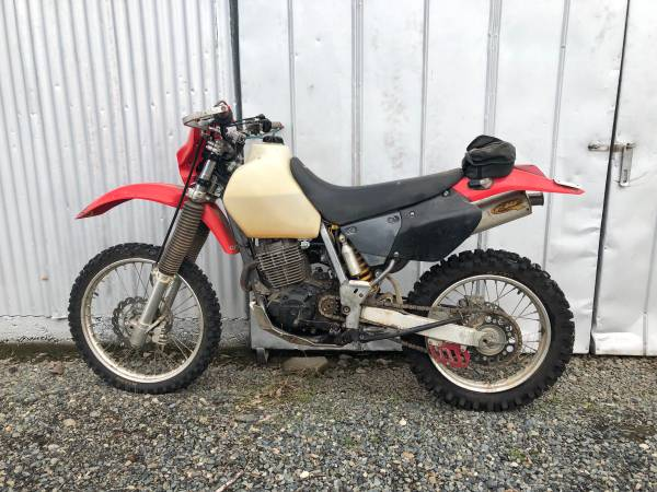 Photo Honda XR 400 - $2100 (Chico)
