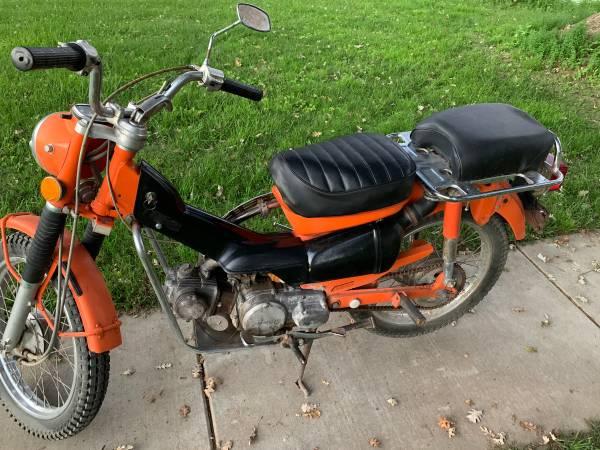 Photo Honda trail 90 - $1,500 (Gridley, CA)
