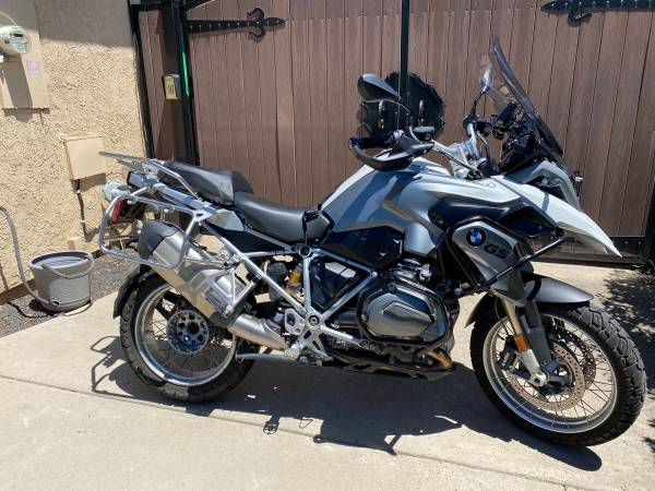 Photo Loaded BMW GS LC - $11,000 (Chico)