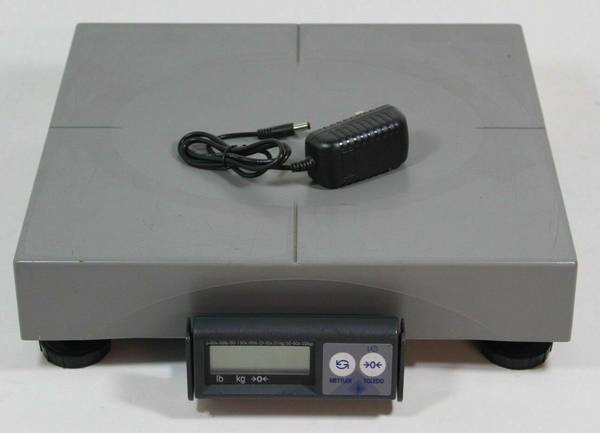 Photo Mettler Toledo PS60 Shipping parcel UPS scale up to 150lb. - $150 (Chico)